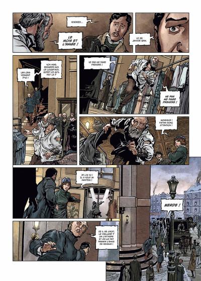 Page 6 Sherlock Holmes et les voyageurs du temps Tome 1 - La Trame