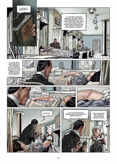 Page 7 Sherlock Holmes et les voyageurs du temps Tome 1 - La Trame