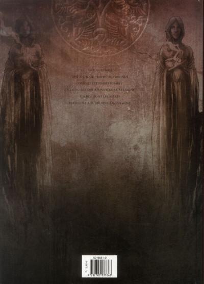 Dos Merlin le prophète tome 4 - l'âme du monde