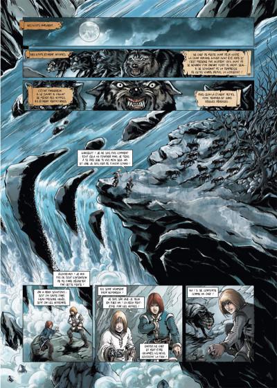 Page 1 Merlin le prophète tome 4 - l'âme du monde