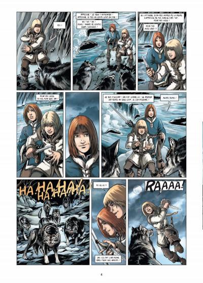 Page 2 Merlin le prophète tome 4 - l'âme du monde