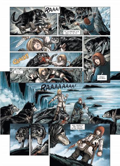Page 3 Merlin le prophète tome 4 - l'âme du monde