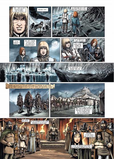 Page 4 Merlin le prophète tome 4 - l'âme du monde