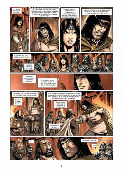 Page 6 Merlin le prophète tome 4 - l'âme du monde