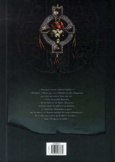 Dos Hannibal Meriadec et les larmes d'Odin tome 4 - Alamendez, chasseur et cannibale