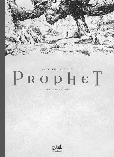 image de Prophet Tome 4 - De profundis (Édition spéciale N&B)