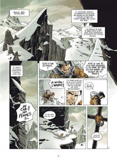 Page 1 prophet tome 2 - infernum in terra