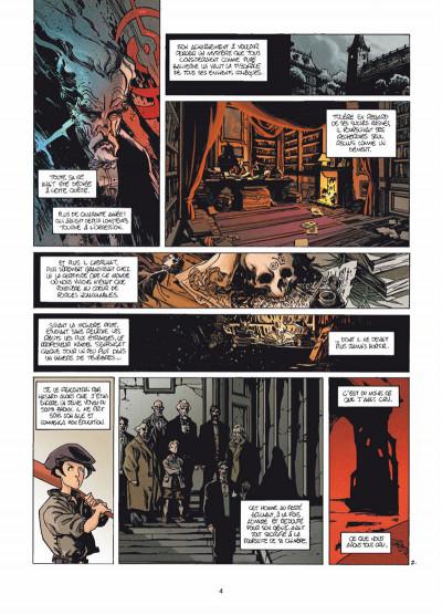 Page 2 prophet tome 2 - infernum in terra