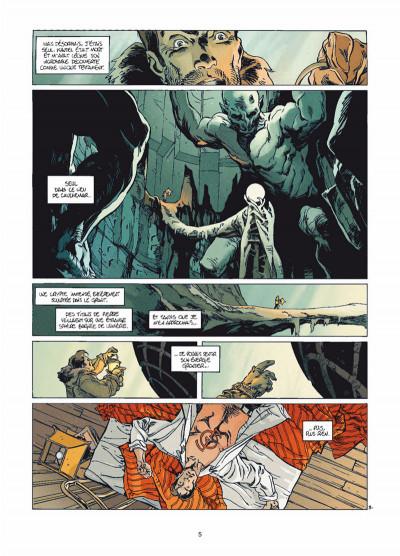 Page 3 prophet tome 2 - infernum in terra