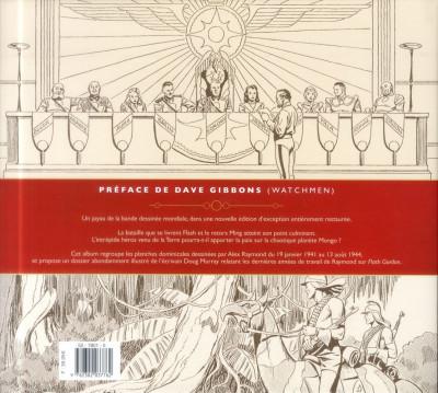 Dos Flash Gordon tome 3 - Intégrale 1941-1944