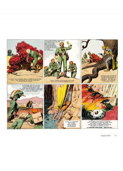 Page 1 Flash Gordon tome 3 - Intégrale 1941-1944