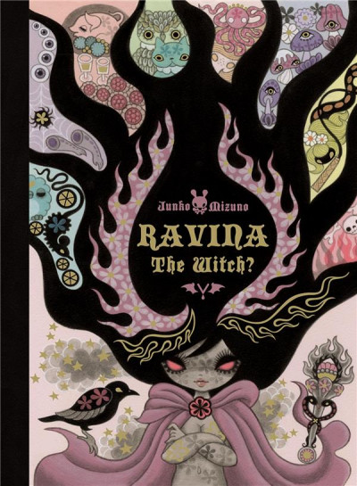 Couverture Ravina the Witch ?