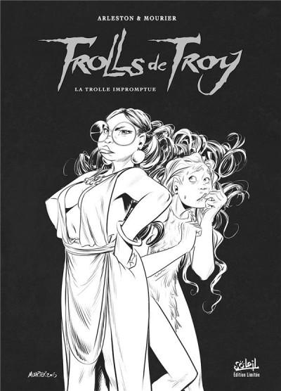Couverture Trolls de Troy tome 17