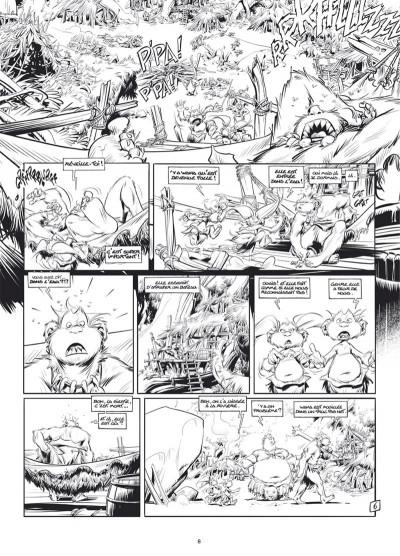 Page 6 Trolls de Troy tome 17