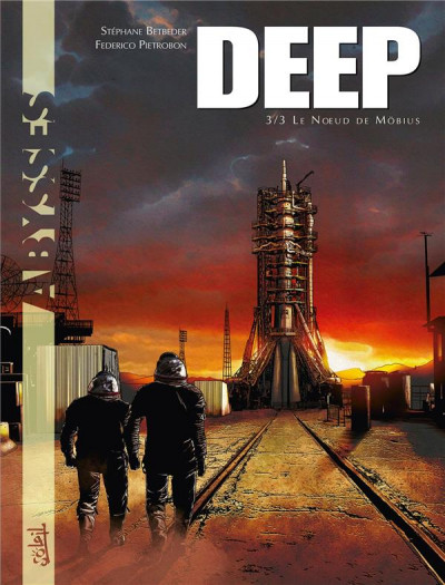 Couverture Deep tome 3
