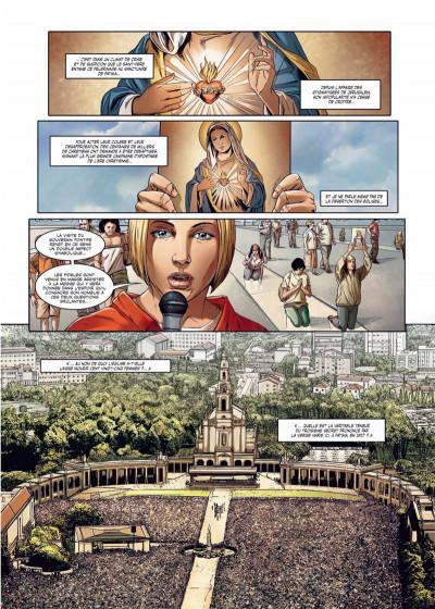 Page 1 Dogma tome 3 - Le ciel n'a pas d'importance