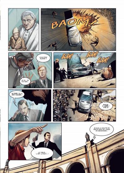 Page 3 Dogma tome 3 - Le ciel n'a pas d'importance