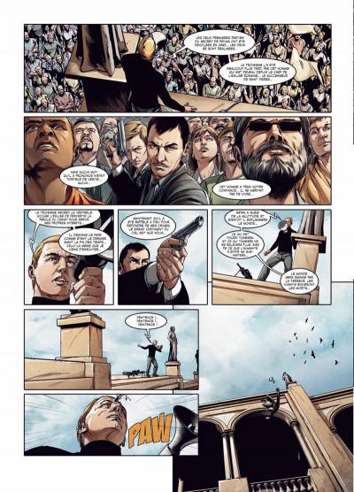 Page 4 Dogma tome 3 - Le ciel n'a pas d'importance