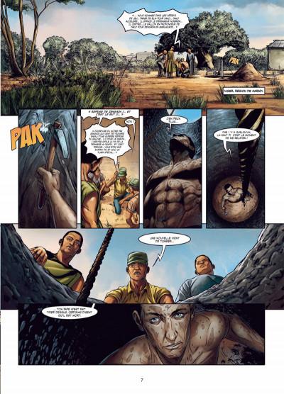 Page 5 Dogma tome 3 - Le ciel n'a pas d'importance