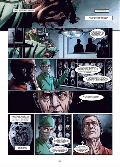 Page 6 Dogma tome 3 - Le ciel n'a pas d'importance