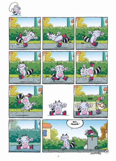 Page 5 Grippy tome 1 - Y a d'la joie !