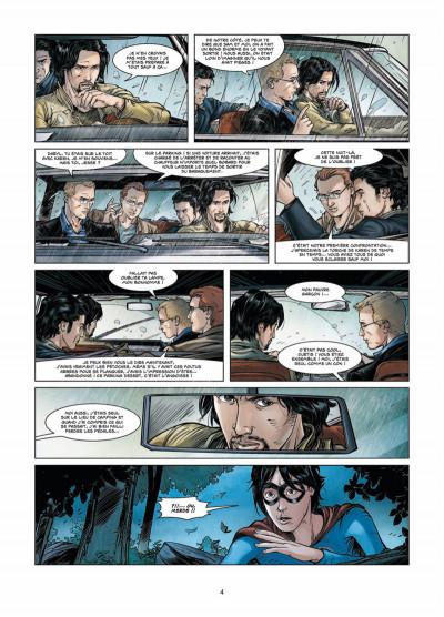 Page 2 Vigilantes tome 3 - Retour à Pitsgreen