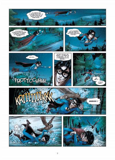 Page 5 Vigilantes tome 3 - Retour à Pitsgreen
