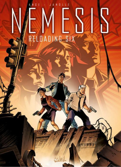 Couverture Nemesis tome 6 - Reloading Six
