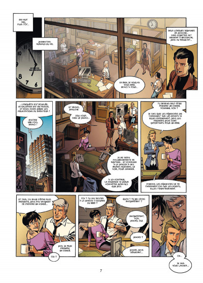 Page 1 Nemesis tome 6 - Reloading Six
