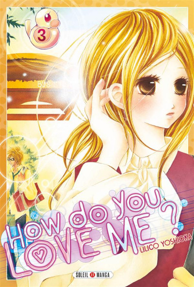 Couverture How do you love me ? tome 3