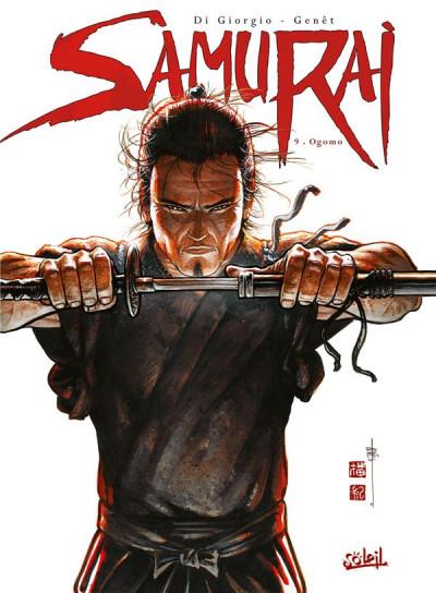 image de Samurai tome 9 - Ogomo
