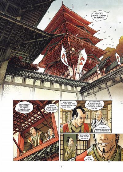 Page 1 Samurai tome 9 - Ogomo
