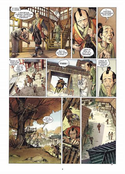 Page 2 Samurai tome 9 - Ogomo