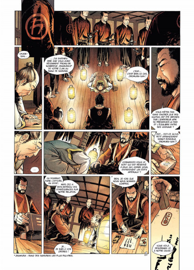 Page 3 Samurai tome 9 - Ogomo