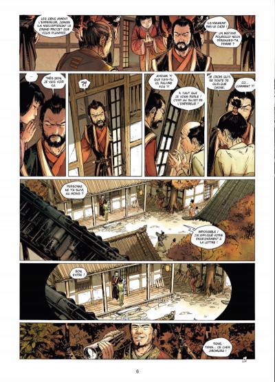 Page 4 Samurai tome 9 - Ogomo