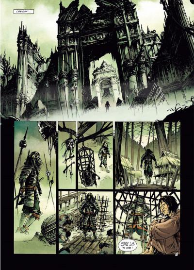 Page 5 Samurai tome 9 - Ogomo
