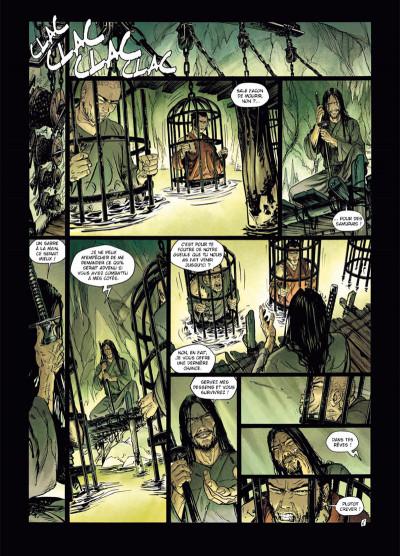 Page 6 Samurai tome 9 - Ogomo