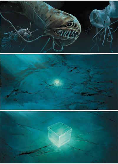 Page 4 Prométhée tome 10 - Dans les ténèbres 2