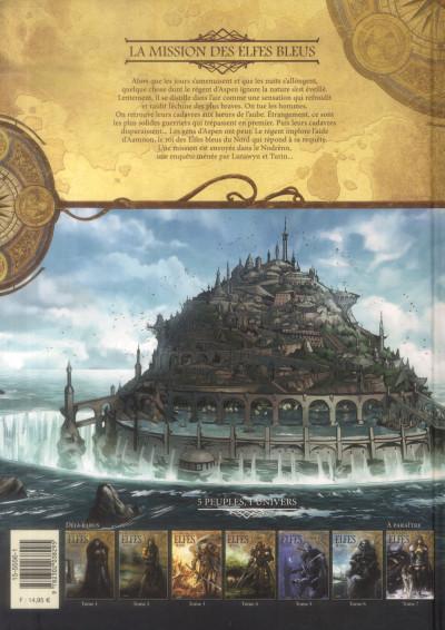 Dos Elfes tome 6 - La Mission des Elfes bleus