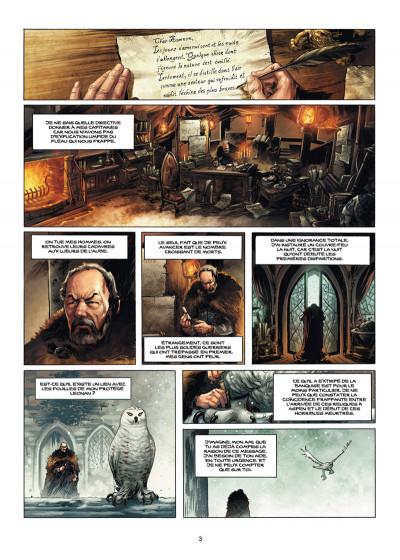 Page 1 Elfes tome 6 - La Mission des Elfes bleus