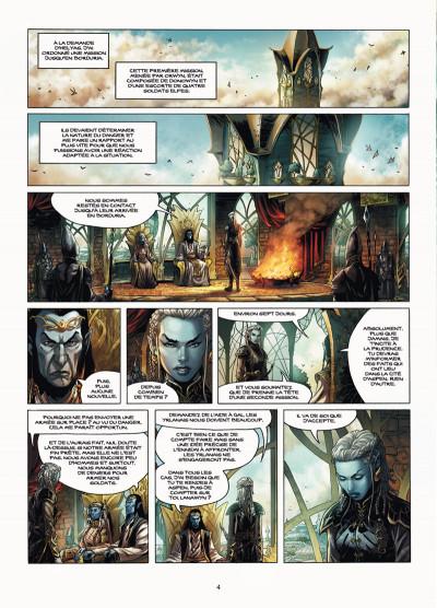 Page 2 Elfes tome 6 - La Mission des Elfes bleus