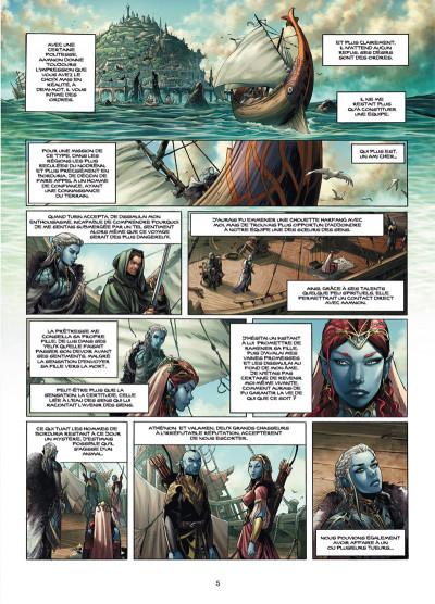 Page 3 Elfes tome 6 - La Mission des Elfes bleus