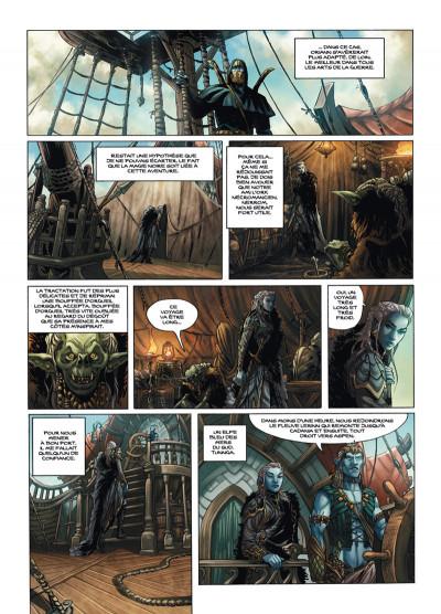 Page 4 Elfes tome 6 - La Mission des Elfes bleus
