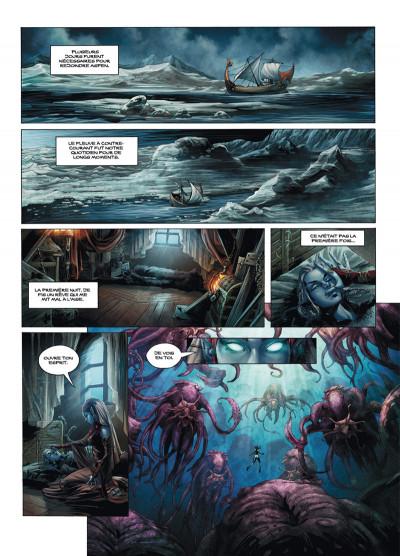 Page 5 Elfes tome 6 - La Mission des Elfes bleus