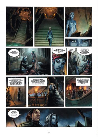 Page 6 Elfes tome 6 - La Mission des Elfes bleus