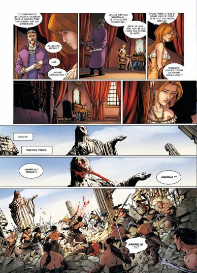 Page 2 La Geste des Chevaliers dragons tome 18 - Arsalam - La Guerre des Sardes 2