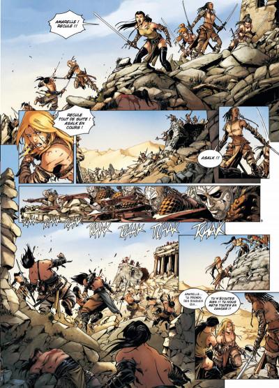 Page 3 La Geste des Chevaliers dragons tome 18 - Arsalam - La Guerre des Sardes 2