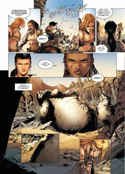 Page 4 La Geste des Chevaliers dragons tome 18 - Arsalam - La Guerre des Sardes 2