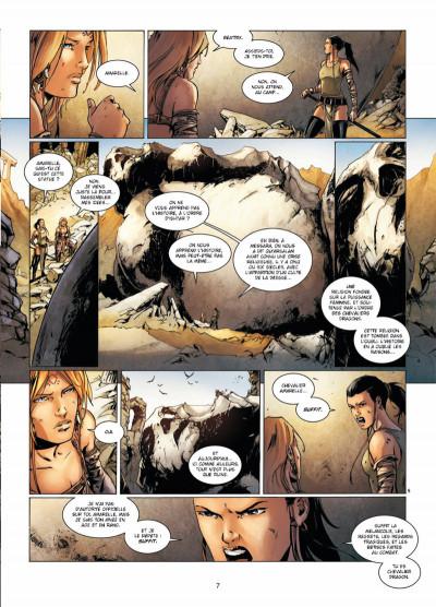 Page 5 La Geste des Chevaliers dragons tome 18 - Arsalam - La Guerre des Sardes 2
