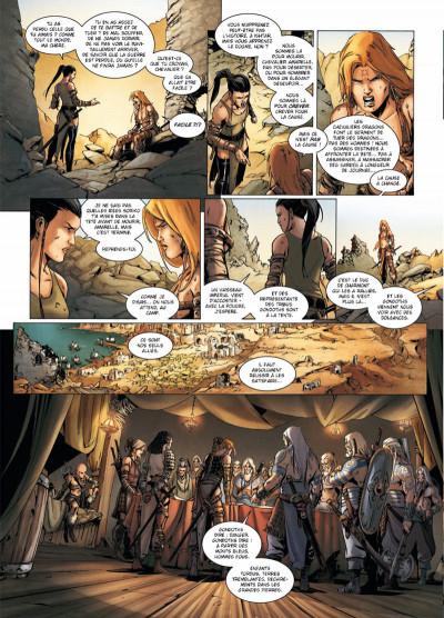 Page 6 La Geste des Chevaliers dragons tome 18 - Arsalam - La Guerre des Sardes 2